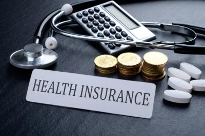 Health insurance, health conceptual